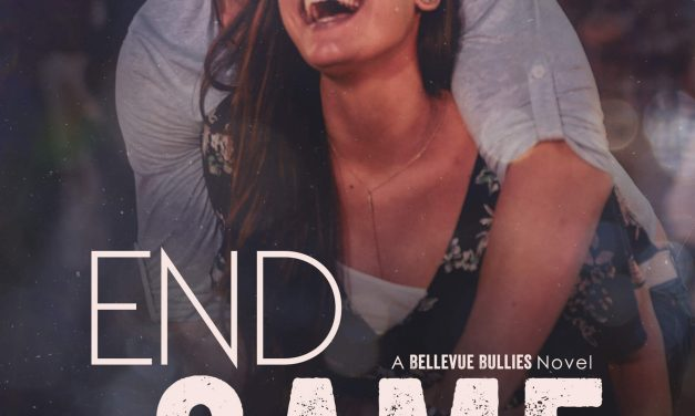 'End Game' cover reveal: Toni Aleo brings us more Bellevue Bullies hockey