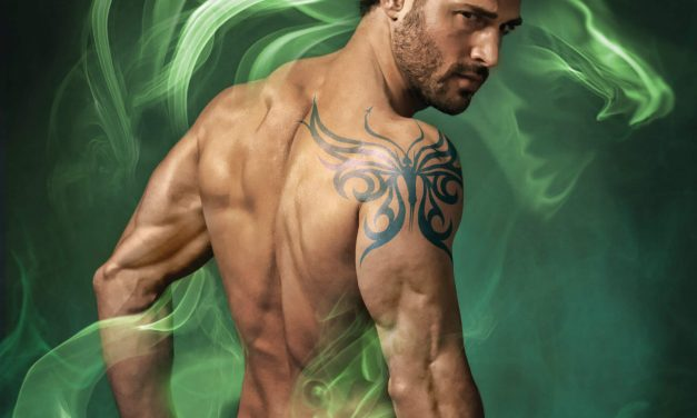 'The Darkest Warrior' by Gena Showalter: Gillian dares Puck for a kiss in this excerpt