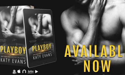 'Playboy' by Katy Evans: This excerpt comes with a hot kiss alert